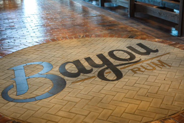 Bayou Rum Photo by Blogger loulousucre