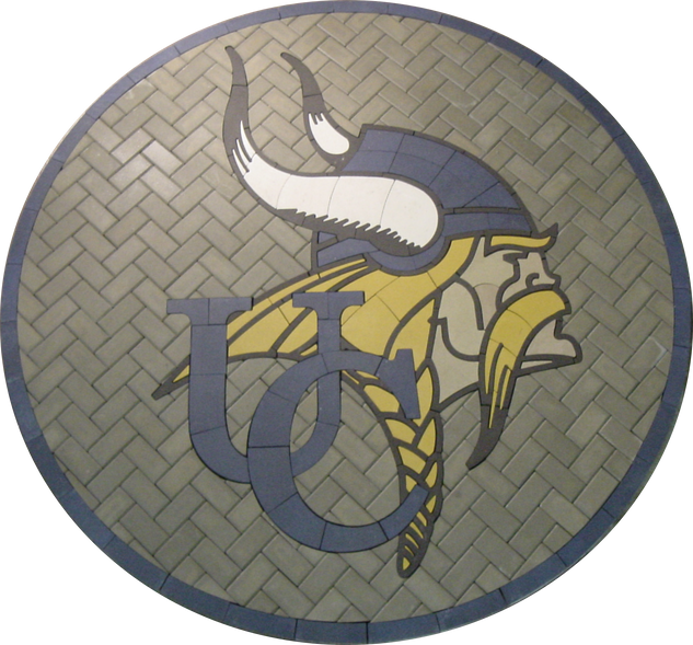 Union Catholic High School Paver Logo