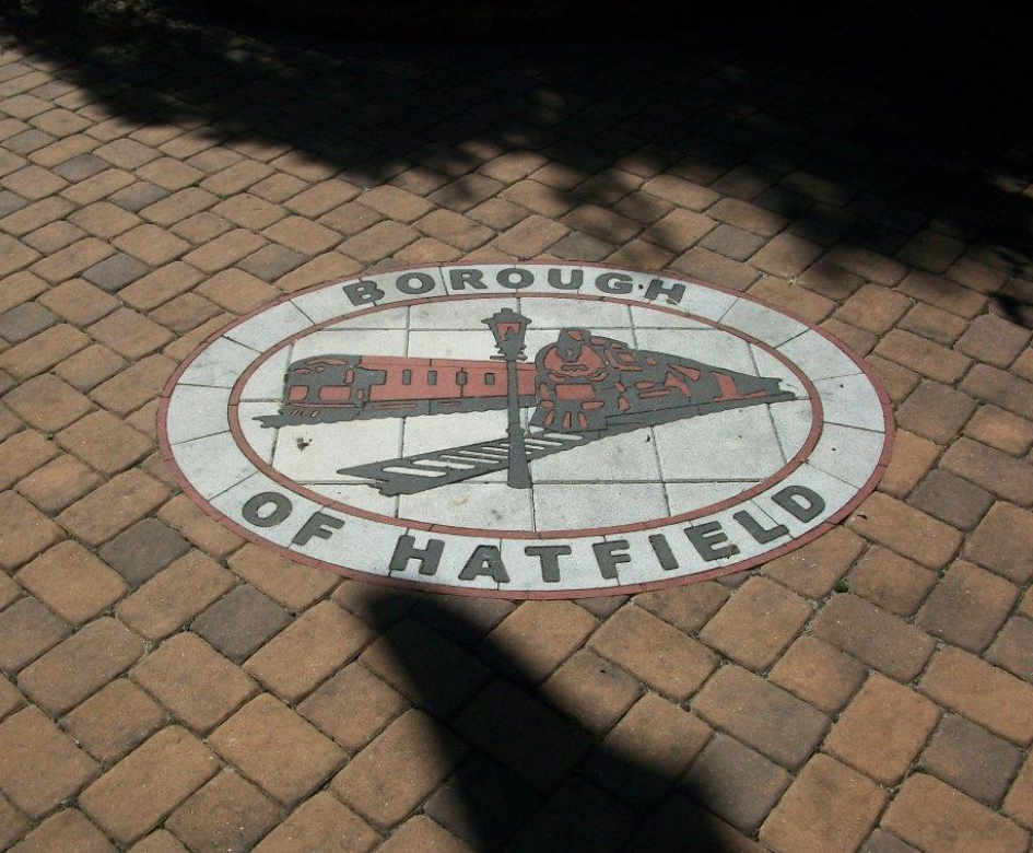 Borough of Hatfield City Medallion