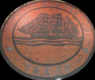 Galveston Texas Town Seal
