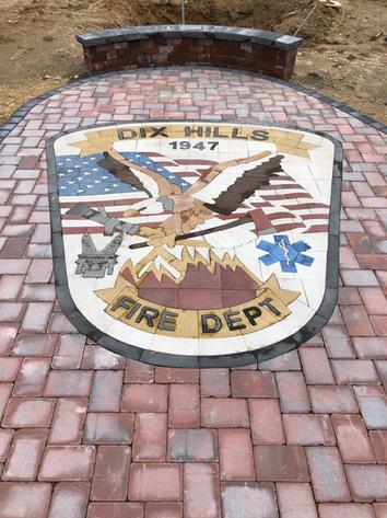 PAVERART Custom Fire Station Patch