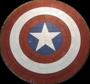 Captain America- SKU:  PC005