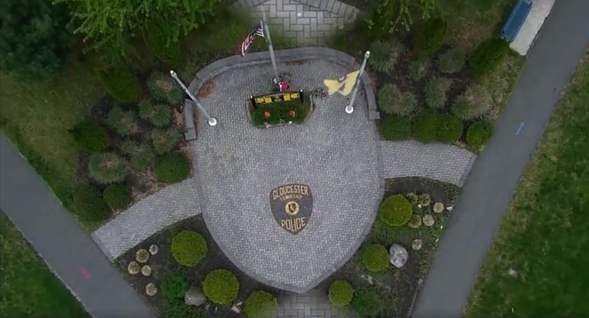 Gloucester Township Police K-9 Memorial