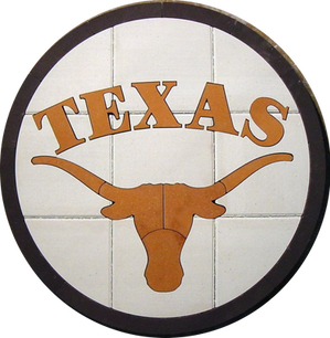 University of Texas Paver Logo