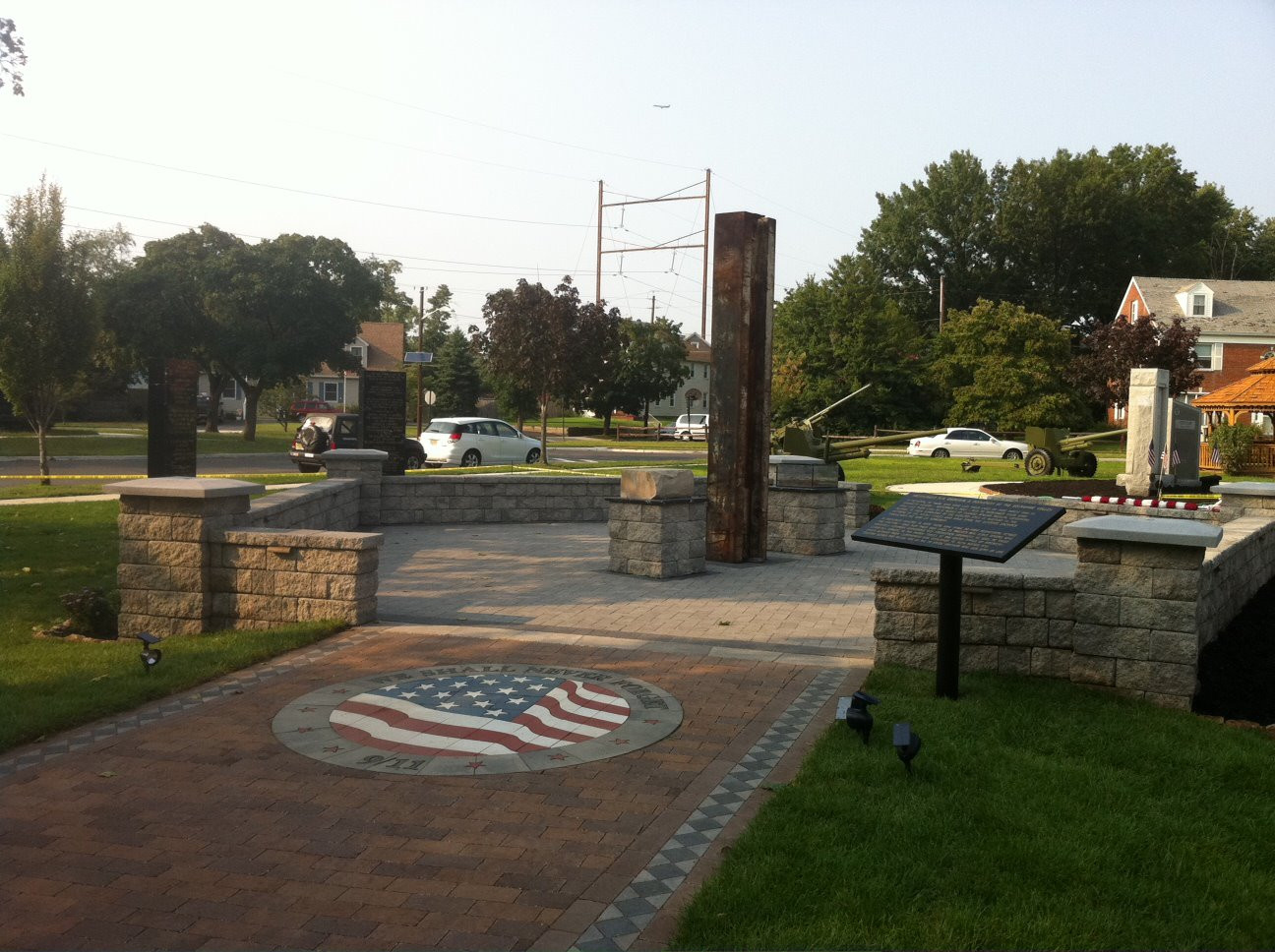 Brooklawn Fire Department 9/11 Memorial