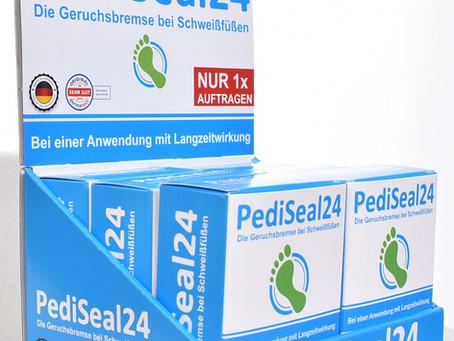 PediSeal24 auch im 6er Pack mit Display erhältlich