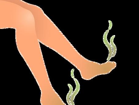 Wie entsteht Fußgeruch?