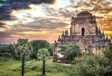 insta birmanie bagan sunrise 3 (1 sur 1