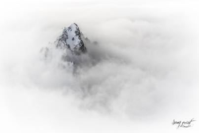 La riondaz vue de la berneuse