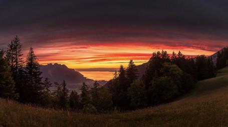 prafandaz, le place to be, leysin, suisse