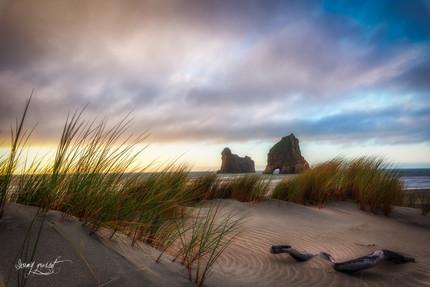 nz wharairiki beach