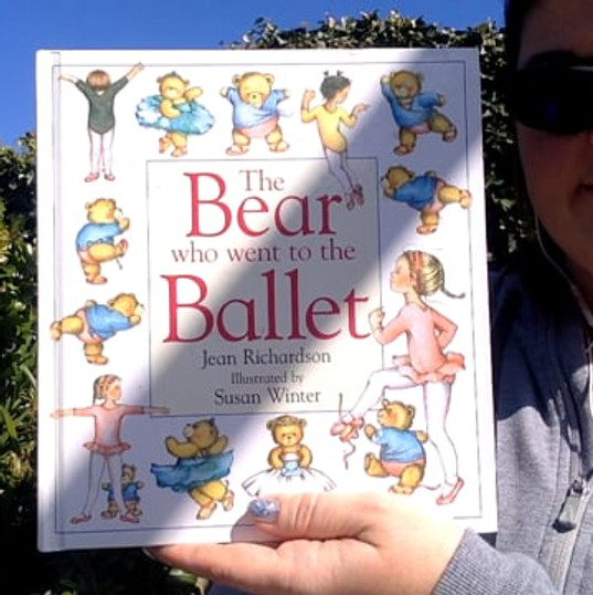 The bear who went to the ballet - read by Miss Carolyn