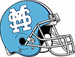 Supporters of Mona Shores Football team
