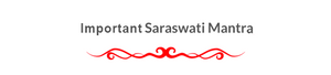 saraswatimantra, saraswatipuja2019, benefitsofmantra, benefitsofsaraswatimantra, Basantpanchami2019, mantrasof knowledge and wisdom, ridhibahl, importanceofsarawatimantra