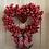 Thumbnail: Large Heart Valentine's Wreath