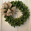 Thumbnail: Boxwood Wreath