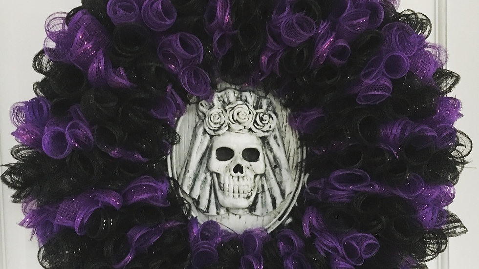 The Dead Bride Wreath