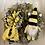 Thumbnail: Bumblebee Gnome Wreath