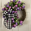 Thumbnail: Purple and Pink Tulips Wreath