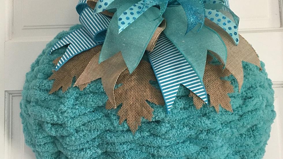 Turquoise Pumplin