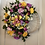 Thumbnail: Floral Bicycle Wreath