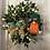 Thumbnail: St. Patrick's Floral Gnome Wreath