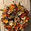 Thumbnail: Floral Birdhoouse Wreath