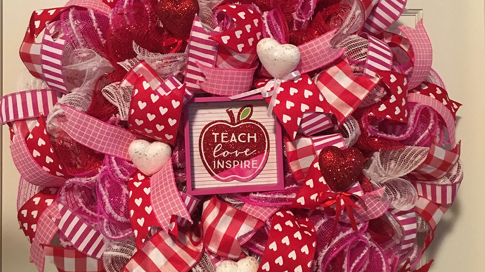 Happy Valentine's Day Teacher