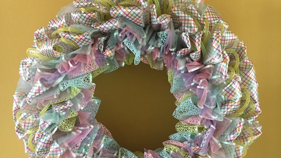Spring/ Summer Wreath