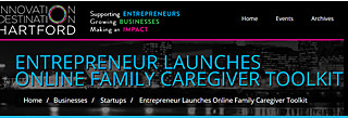 Entrepreneur Launches Online Family Caregiver Toolkit