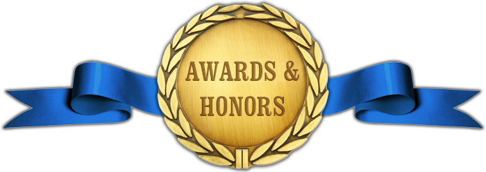 Awards, Honors and Recognition