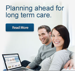 Planning for long term care couple.