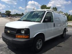 2008 Chevrolet G1500 Cargo Van