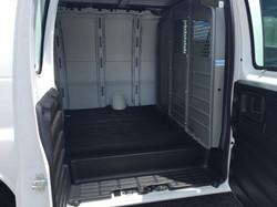 2016 GMC Savana G2500 Cargo Van