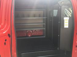 2013 Ford E150 Cargo Van