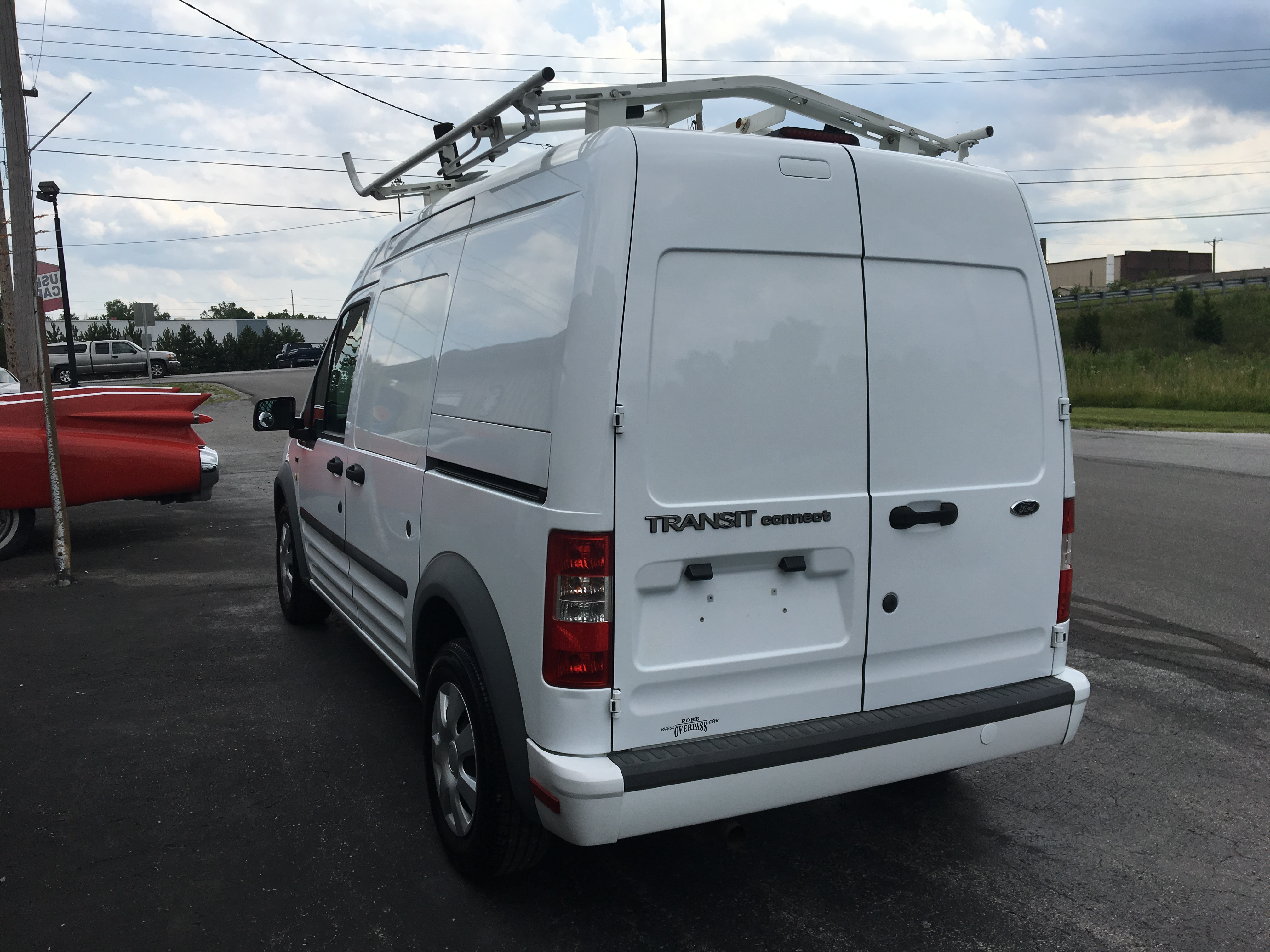 2010 Ford Transit Connect XLT Cargo