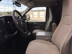 2013 Chevrolet G2500 Express Cargo