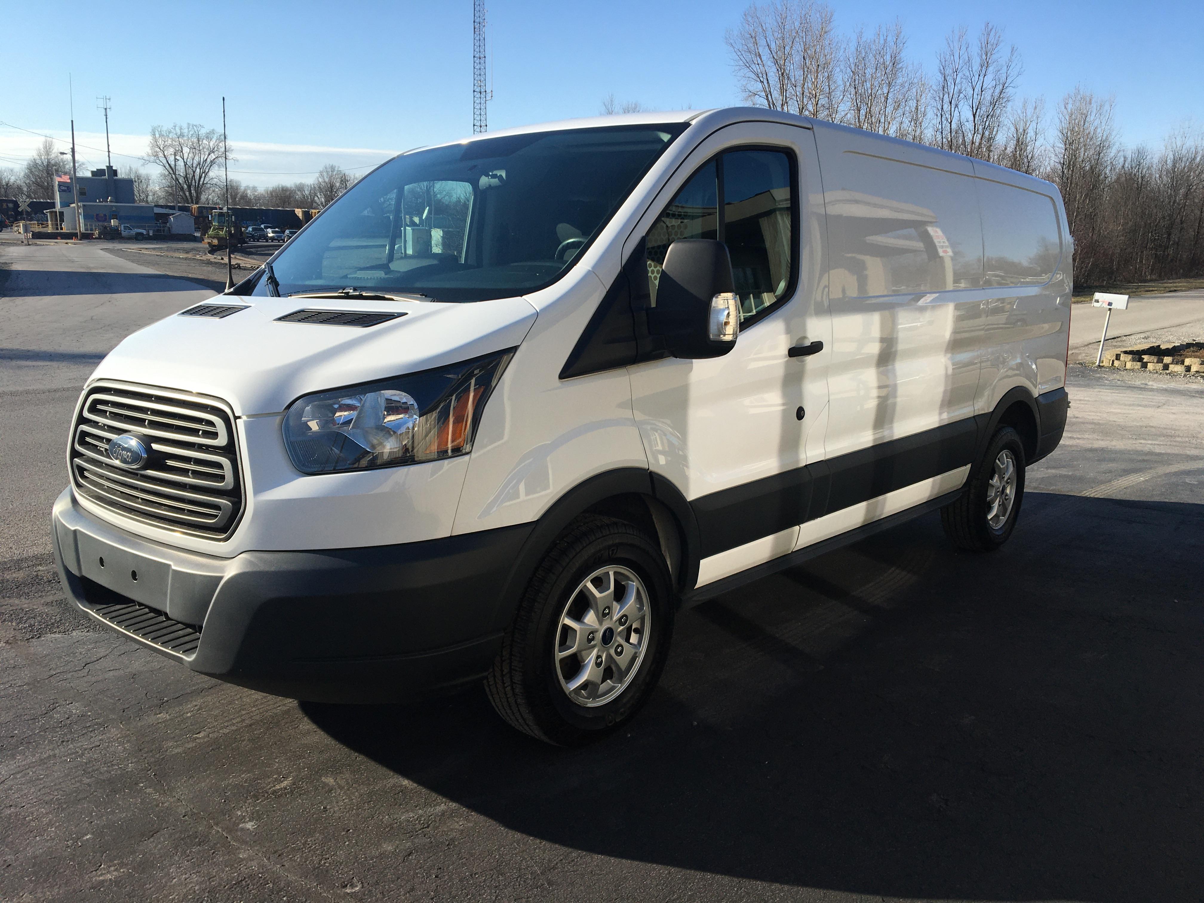 2015 Ford Transit T150 Cargo Van