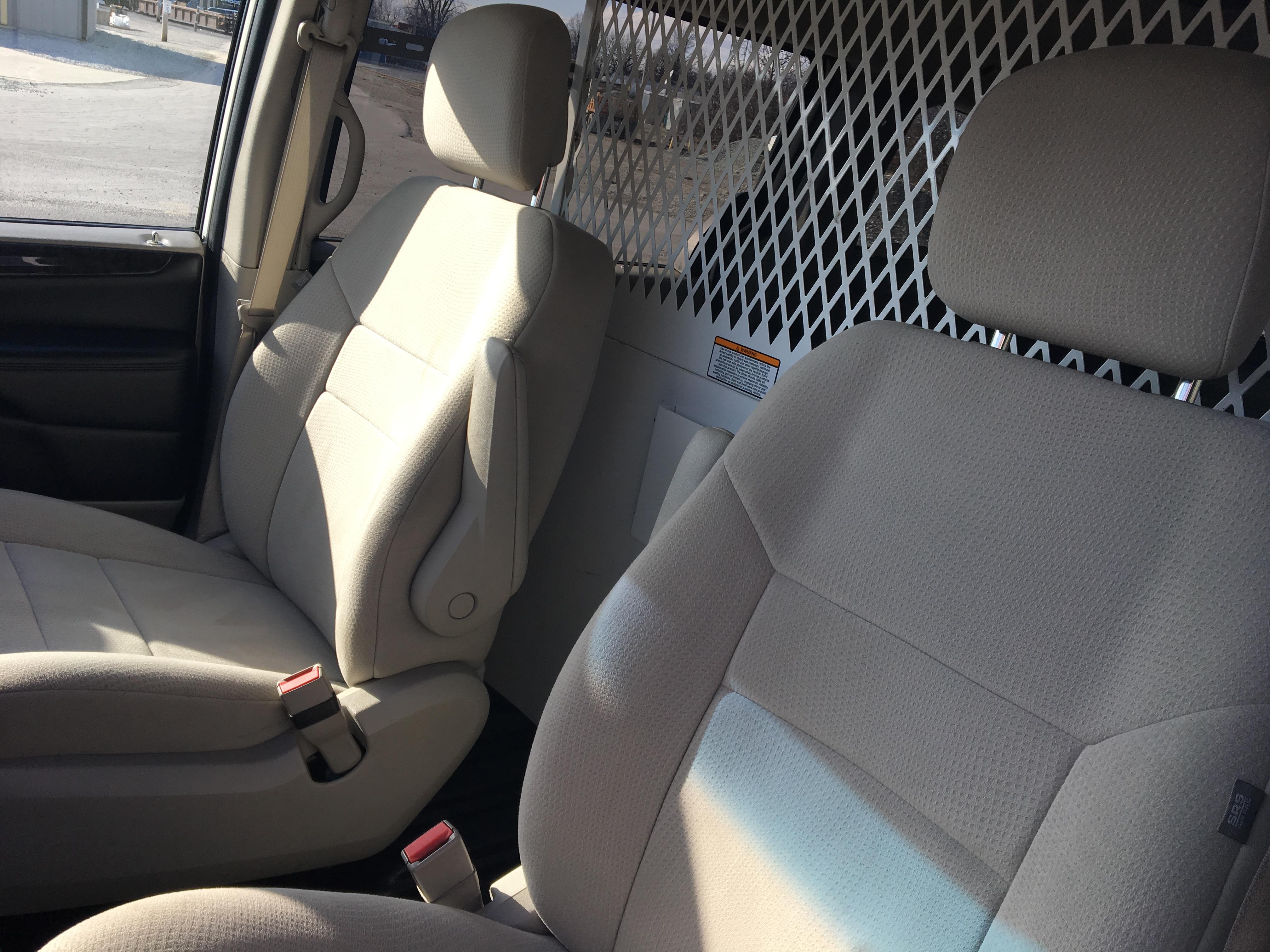 2011 Dodge Grand Caravan Cargo Van