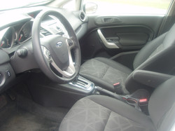2012 Ford Fiesta SES 5DR HB