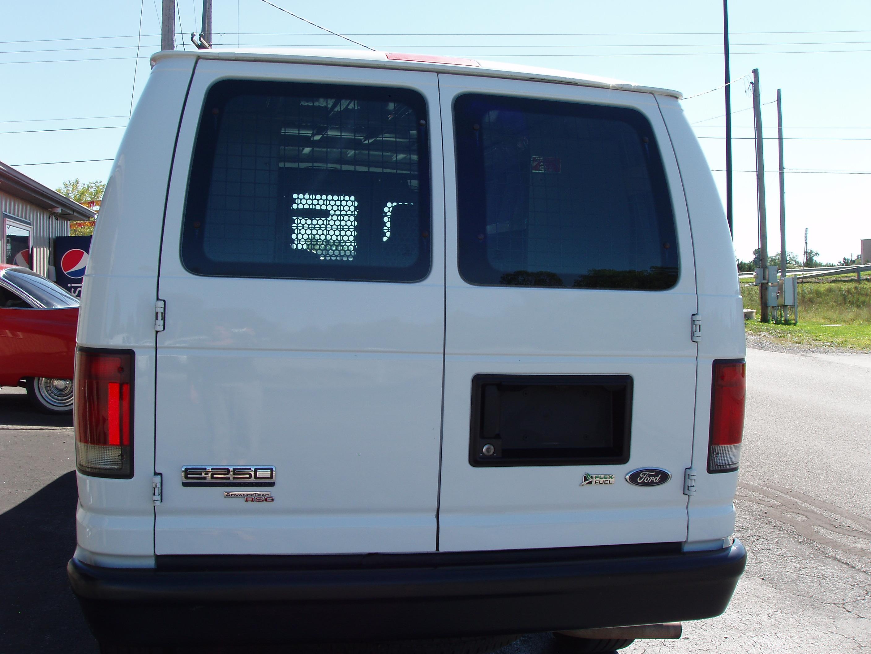 2012 Ford E250 Cargo Van