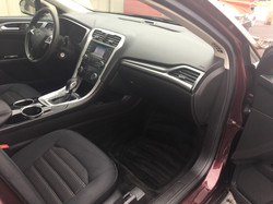 2013 Ford Fusion 4dr SE