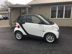 2010 Smart Car ForTwo CV