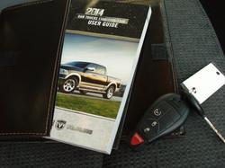 2014 Ram 1500 Quad 4X4 Pickup