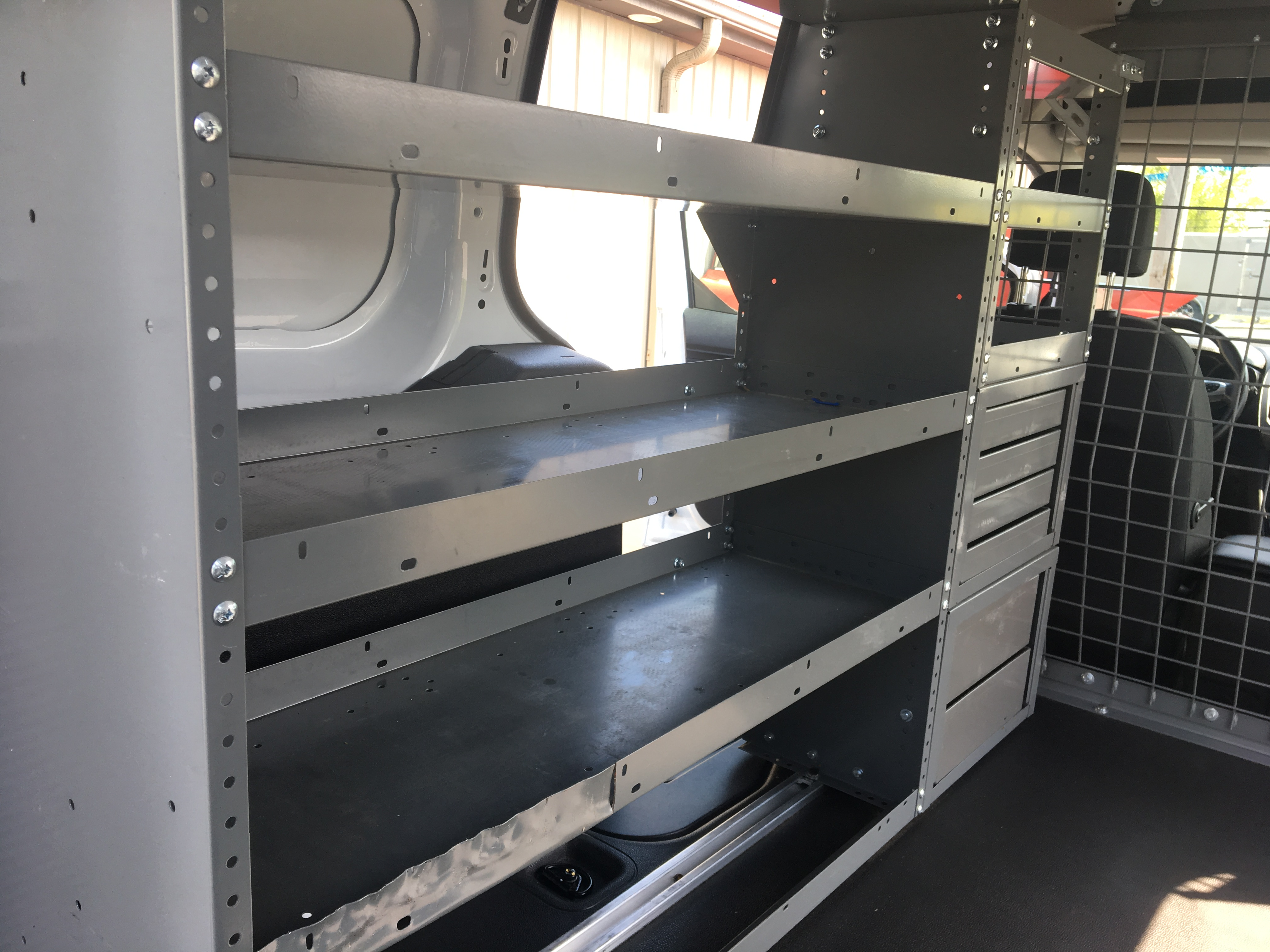 2015 Ford Transit Connect XLT Cargo