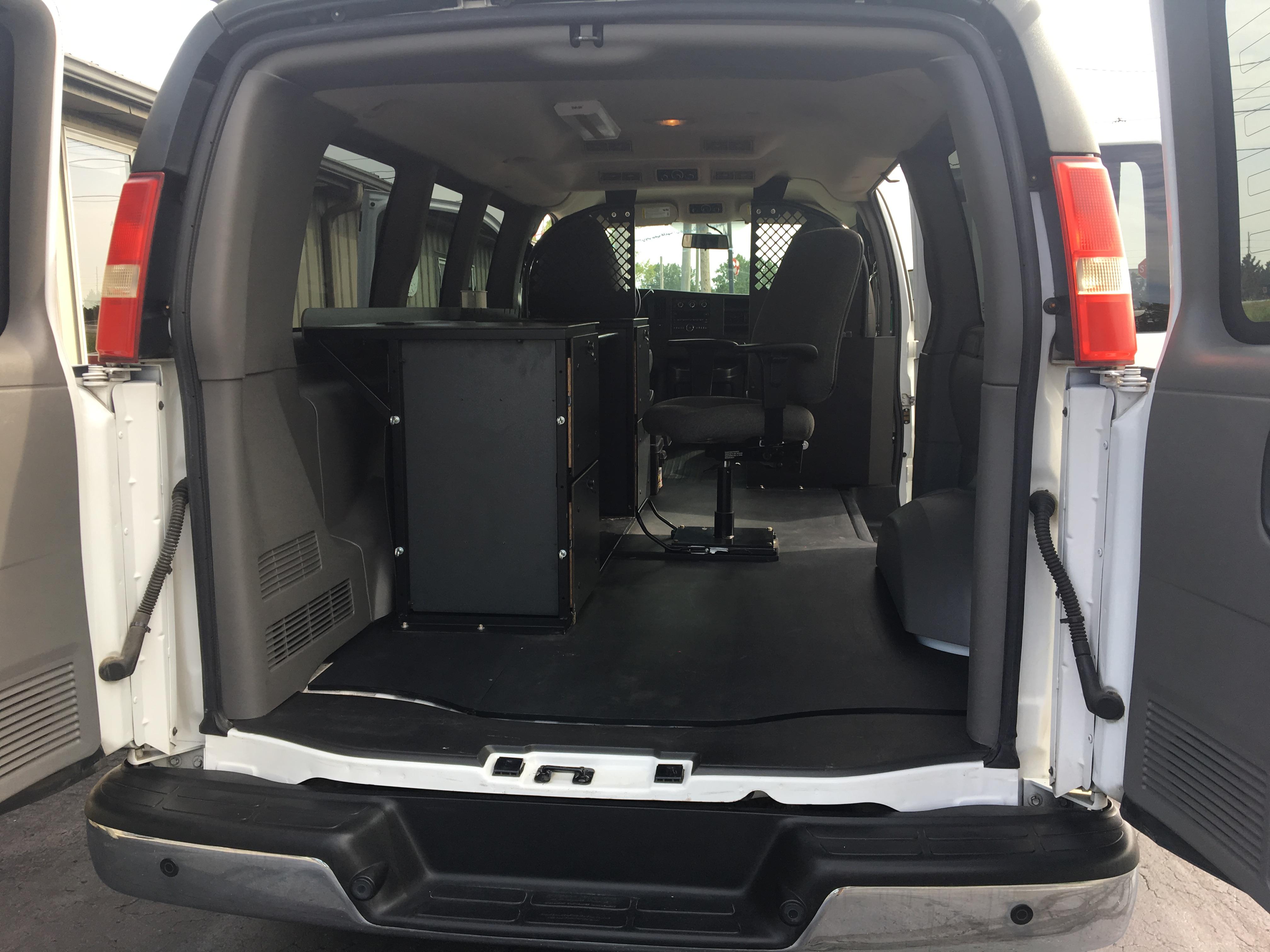 2014 Chevrolet Express 1500 Van