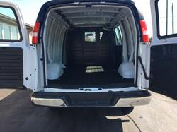 2018 GMC Savana 2500 Cargo Van