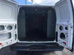 2012 Ford E-350 Super Duty Cargo Van