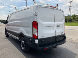 2016 Ford Transit T250 Extended Cargo Van