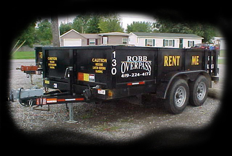 Dump Trailers For Rent at Robb Overpass Auto Sales